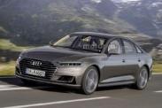 Предполагаемая внешность нового Audi A6