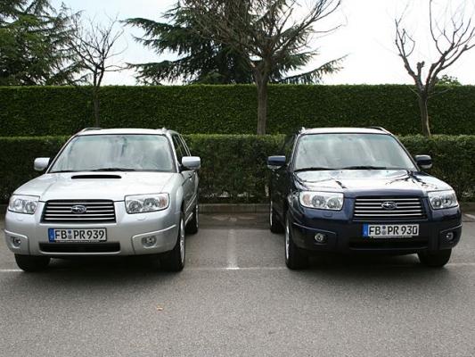 Азбука универсальности / Тест-драйв Subaru Forester