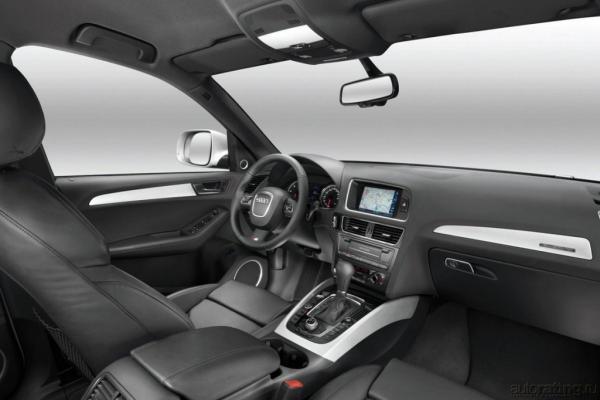 Audi Q5: разносторонний талант / Тест-драйв Audi Q5