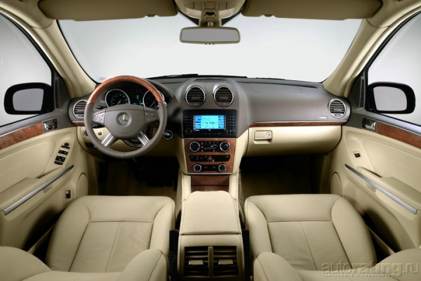 """""""Mercedes"""" на земле викингов / Тест-драйв Mercedes-Benz GL-class"""