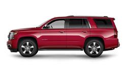Chevrolet Tahoe (2015)