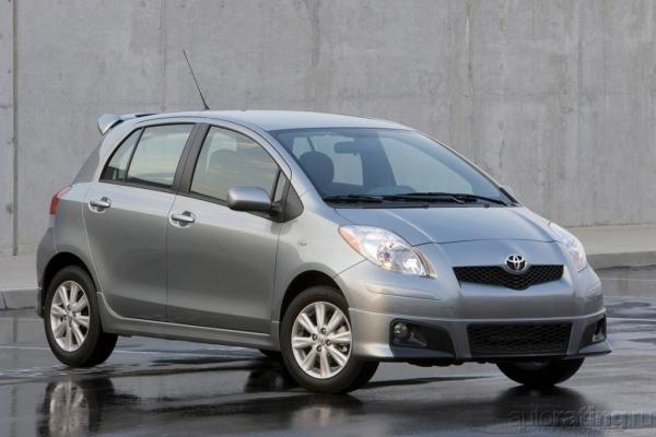Лучший друг девушки / Тест-драйв Toyota Yaris