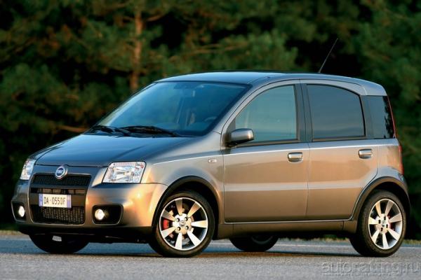 Бамбуковый Fiat