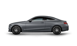 C-class coupe (2015)