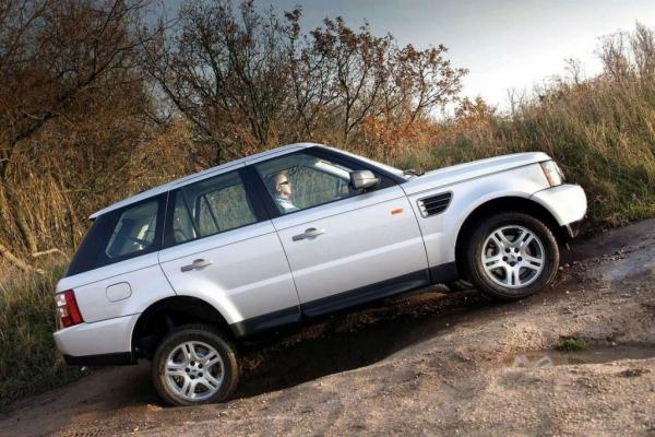 Off-road по-королевски / Тест-драйв Land Rover Range Rover Sport