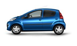 Peugeot-107 5D-2013