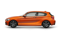 BMW-1 series 3D-2011