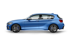 BMW 1 series (2017)