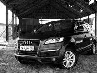 """Audi Q7 для """"экономных"""""""