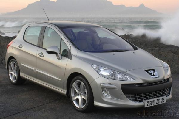 Меняем индексы / Тест-драйв Peugeot 308