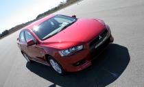 Mitsubishi Lancer Х: в десятку