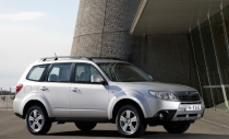 Subaru Forester III: для дома, для семьи