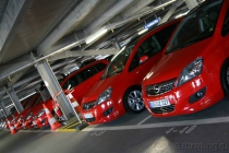 Opel Zafira: для дома, для семьи