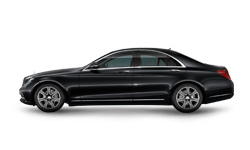 Mercedes-Benz S-class (2013)