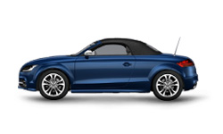 Audi TTS Roadster (2012)
