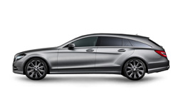 Mercedes-Benz CLS Shooting Brake (2012)