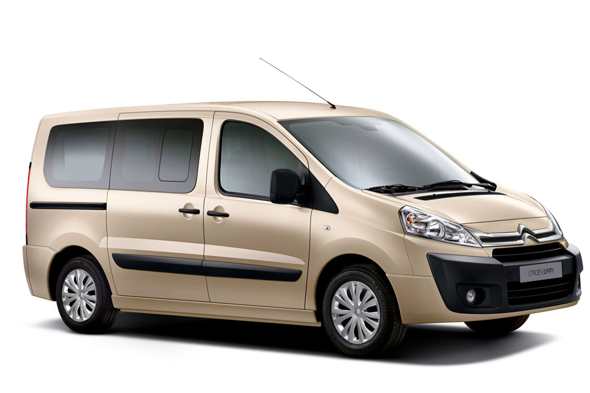 Citroen Jumpy 2013