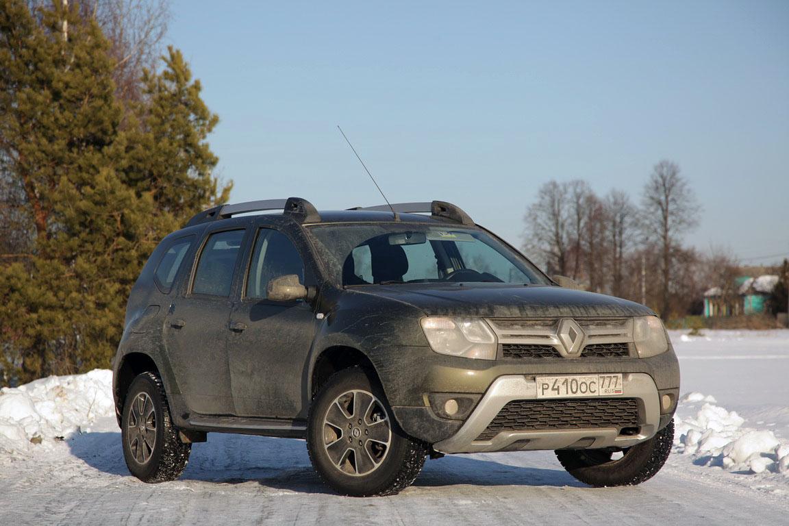 Renault Duster: Шустрик