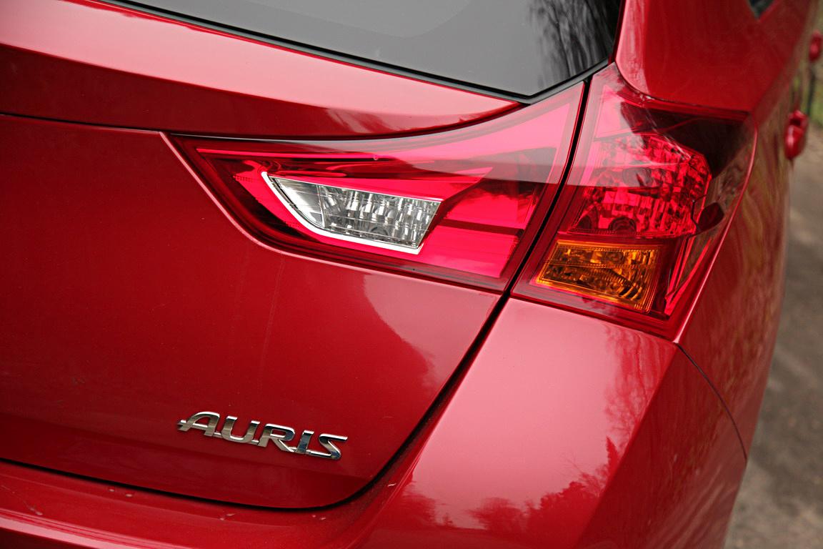 Toyota Auris: в ожидании большего