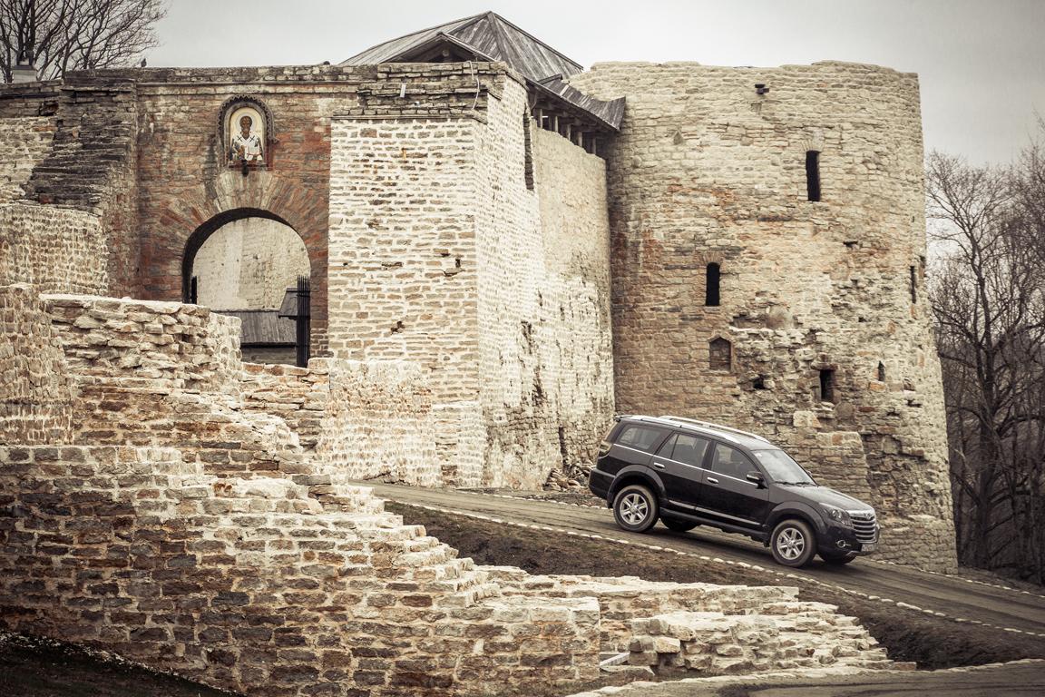Great Wall Hover H3: Путь прогресса