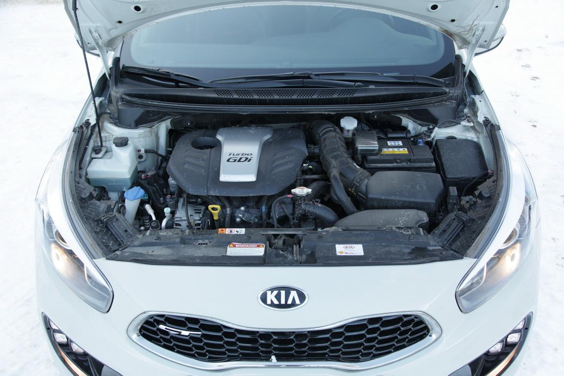 Kia pro_ceed GT: рожденный удивлять