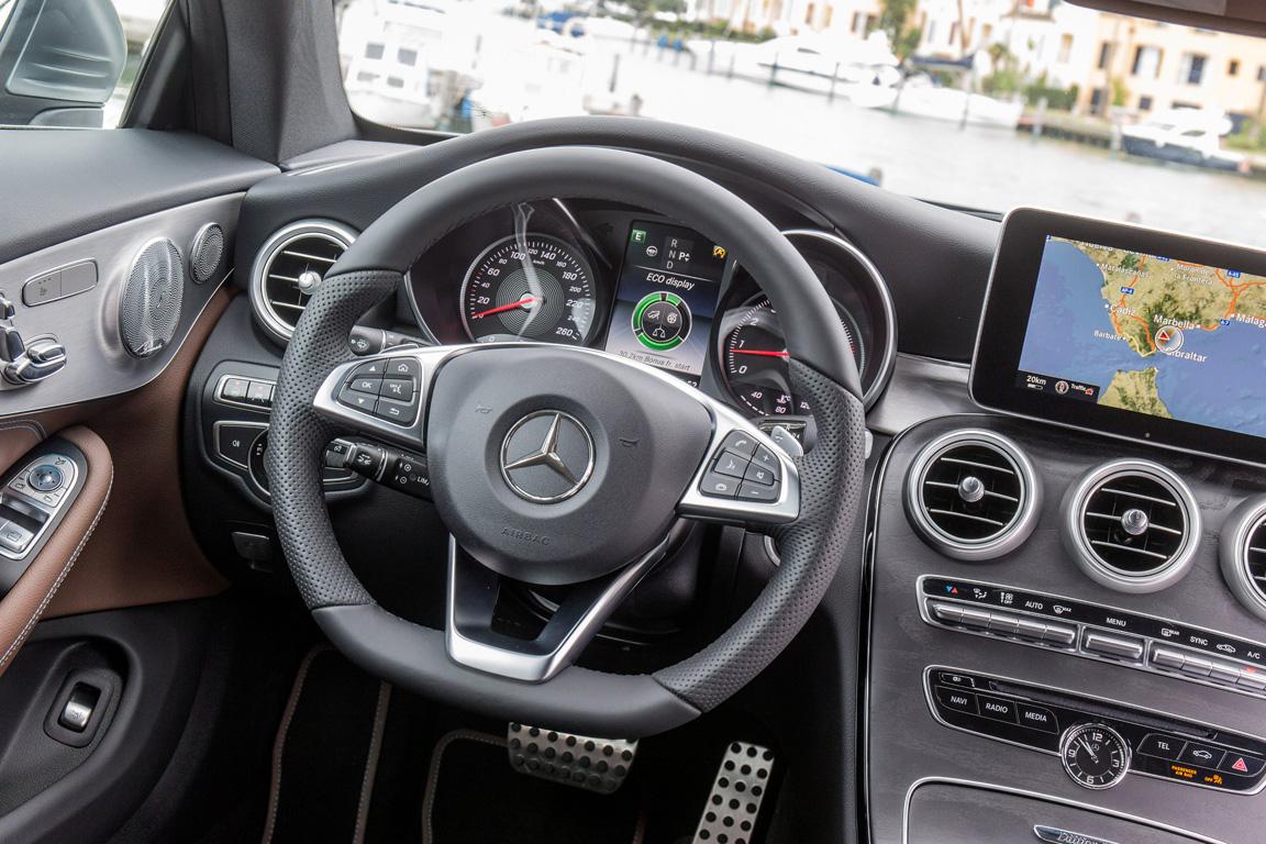 Mercedes-Benz Coupe 2015
