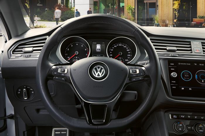 Volkswagen Tiguan City