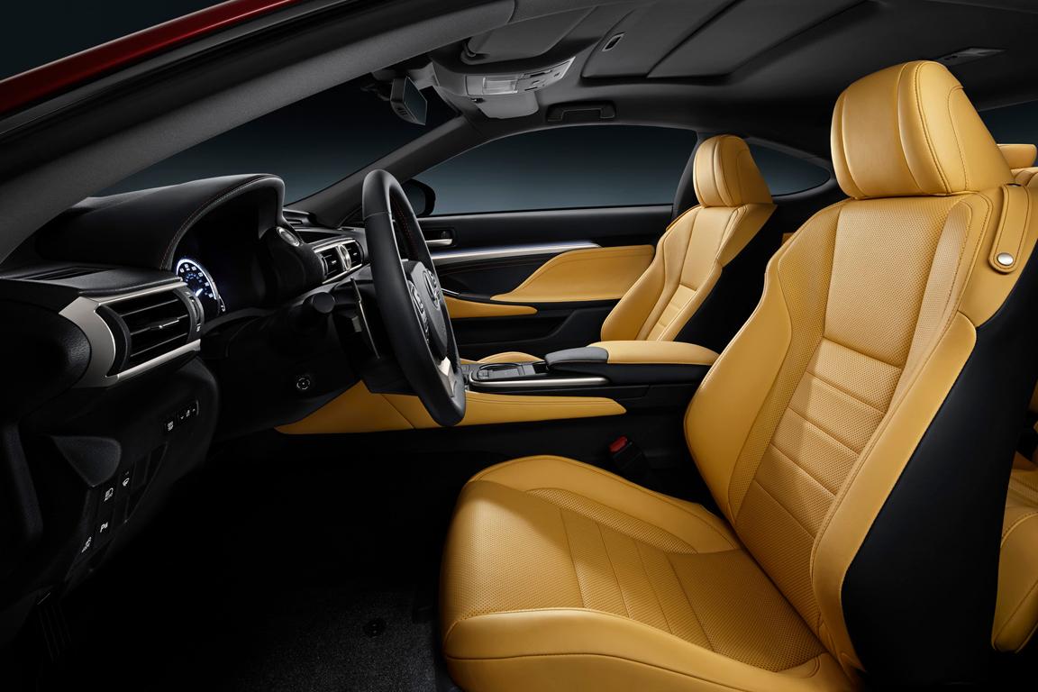 Lexus RC 2014