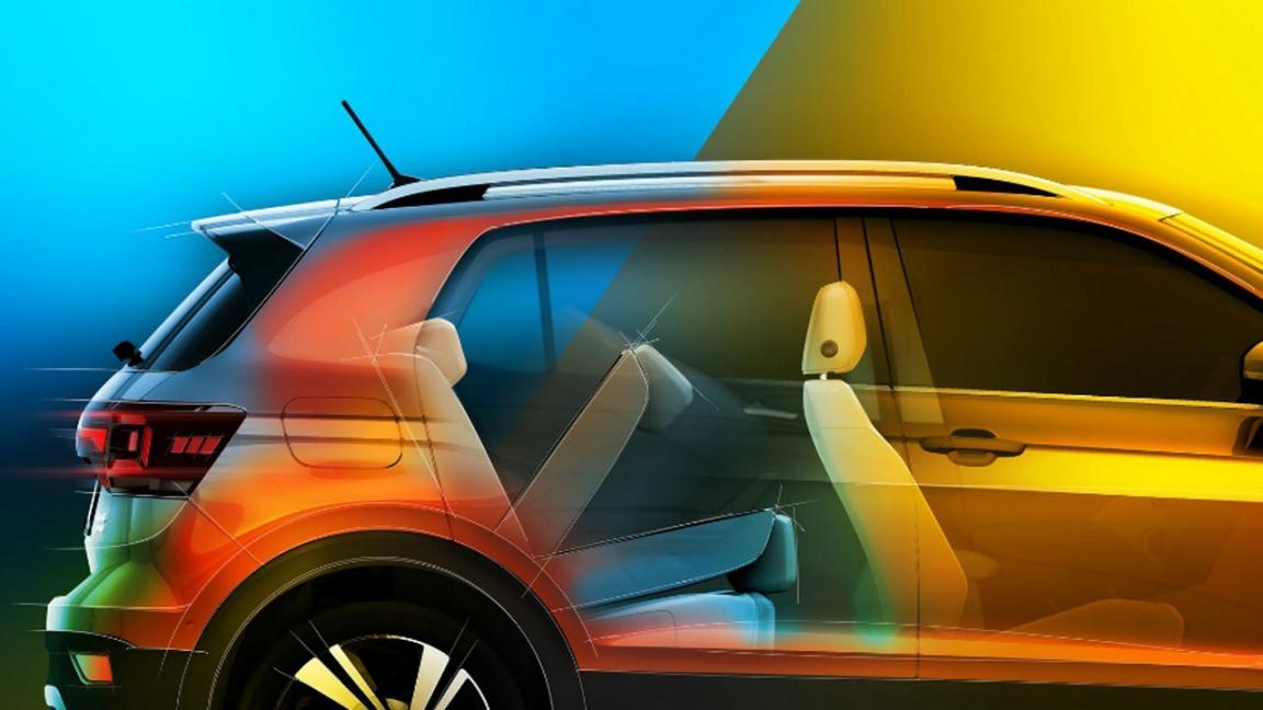 Volkswagen T-Cross новые подробности