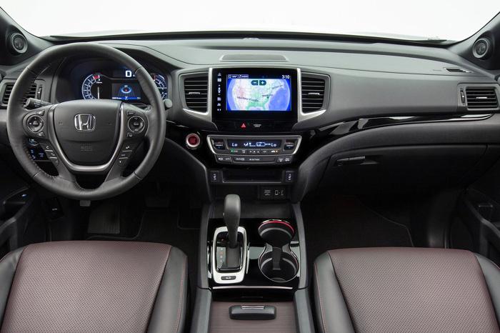 Новый Honda Redgeline
