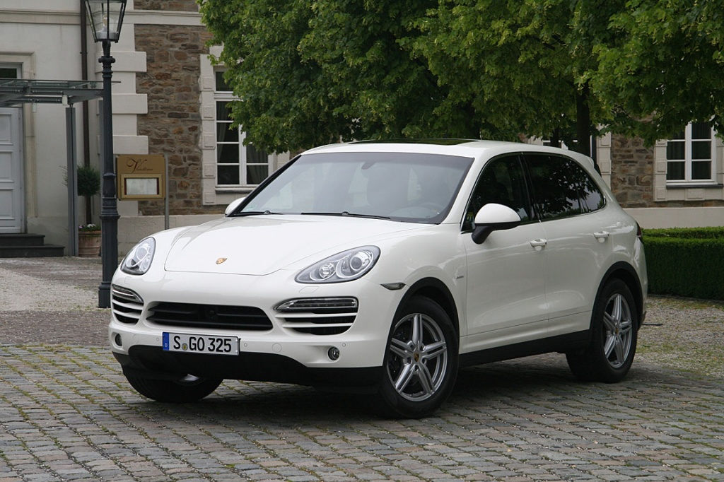 Porsche Cayenne: Гениальная идея