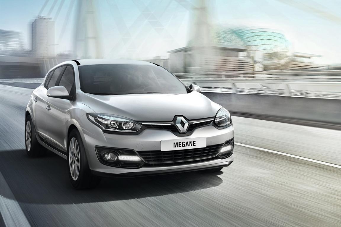 Renault Megane 2014