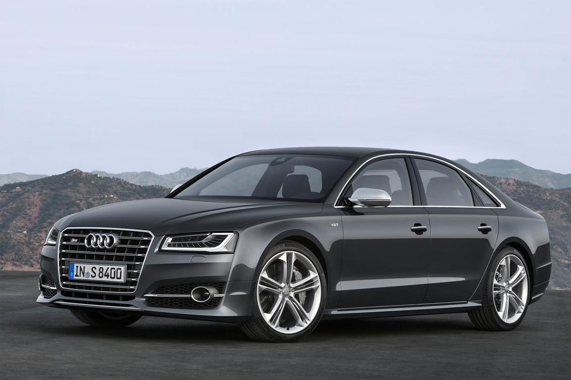 Audi S8 2013