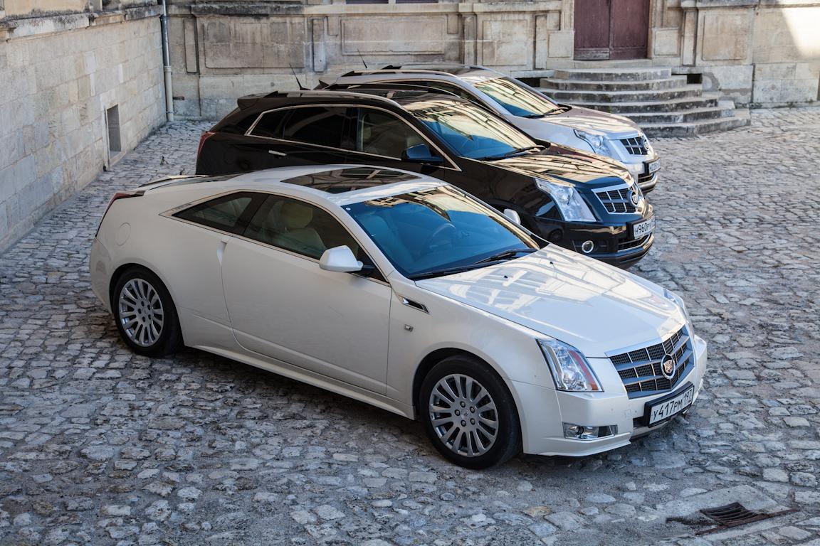 Cadillac SRX: Отмечаем юбилей пробегом по Провансу