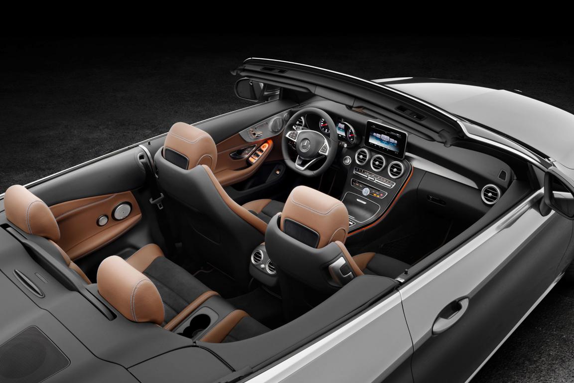 Mercedes-Benz C-class Cabrio 2015