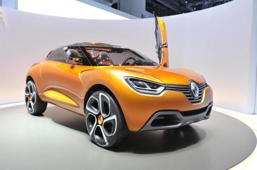 Renault на автосалоне в Женеве