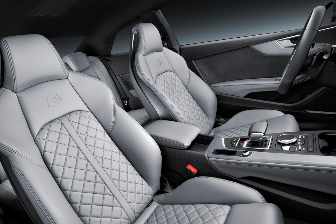Audi S5 2016