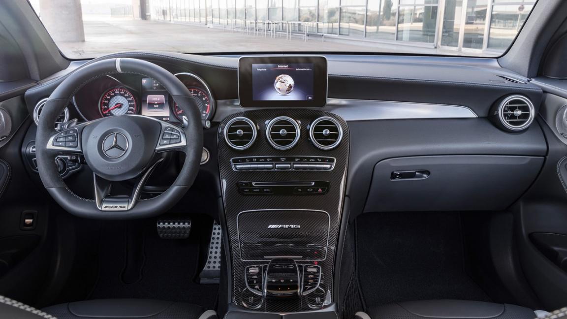 Mercedes-AMG GLC 2017