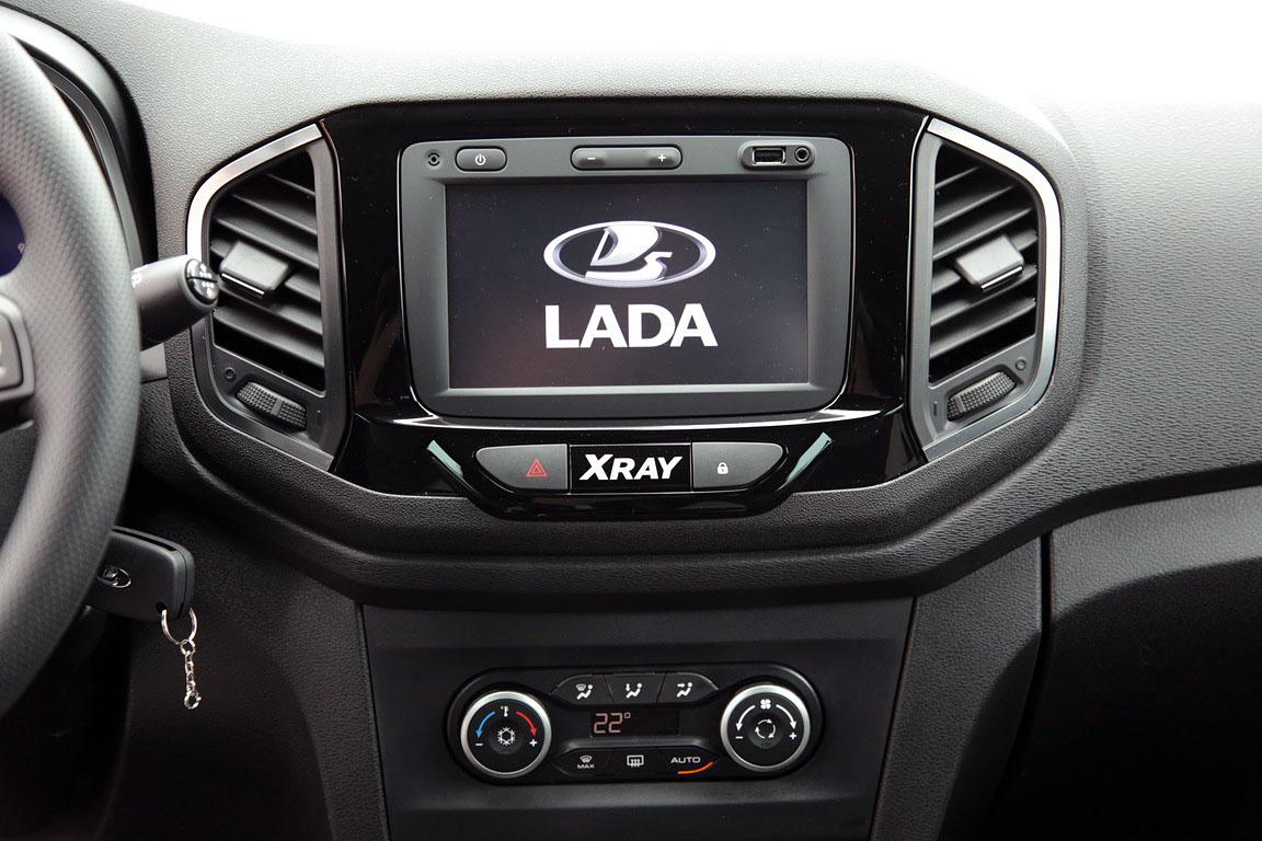 Lada XRAY: Чему равен «X»?