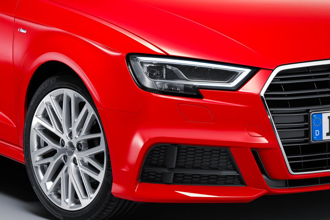 Audi A3 2016
