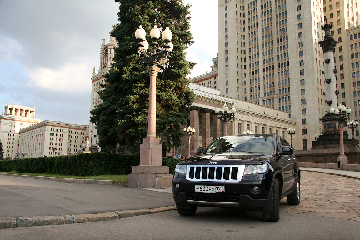 Jeep Grand Cherokee: Экономить или нет?