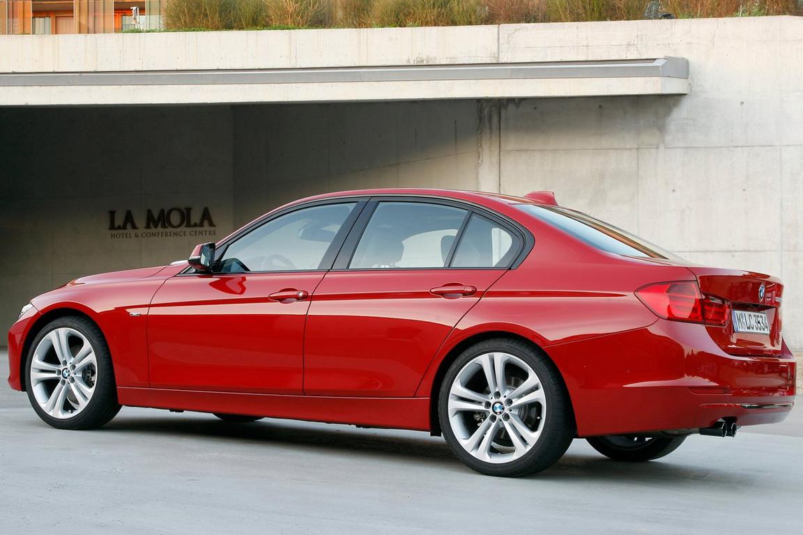 BMW 3 series / БМВ 3 серии