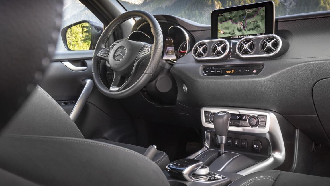 Mercedes-Benz X-class x350d 4matic