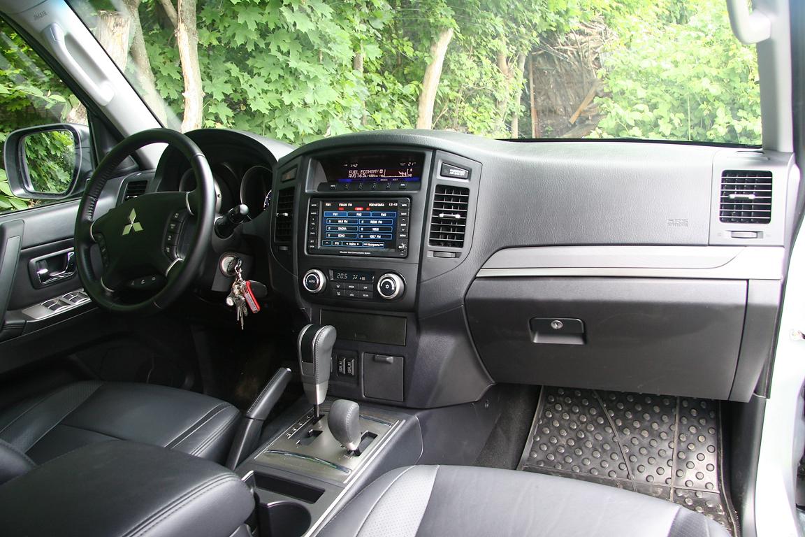 Mitsubishi Pajero IV: проверено временем