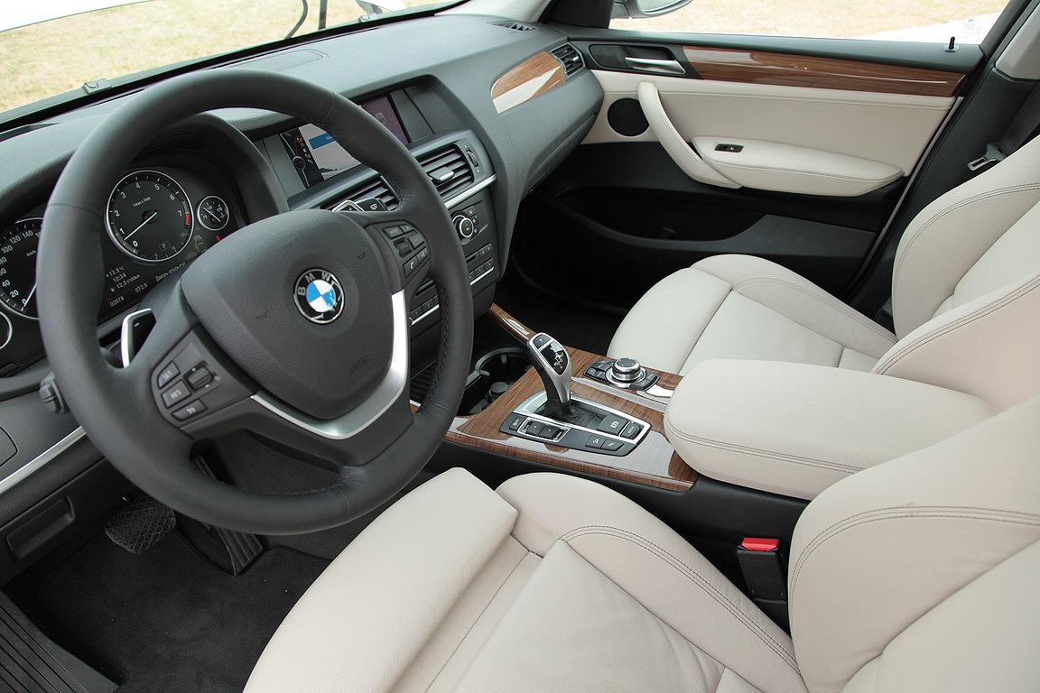 BMW X3: высшая математика