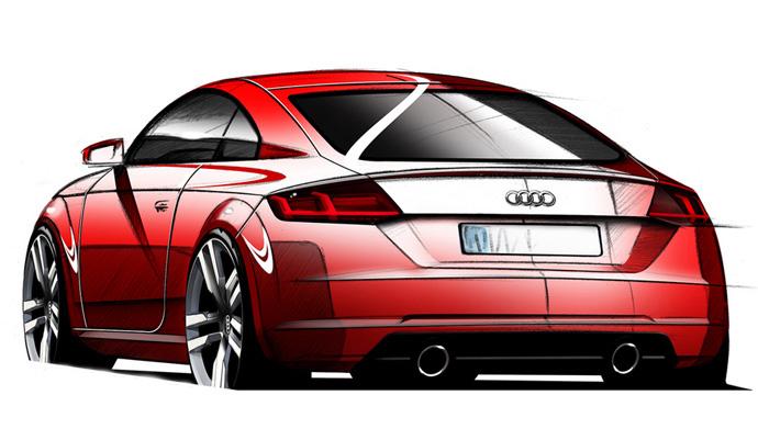 Audi TT new