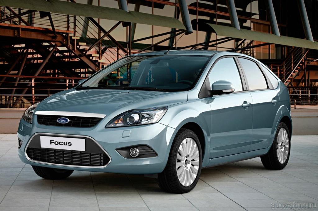 Фото и описание Ford Focus