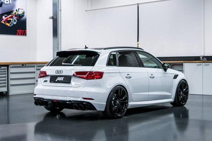 Audi RS3 Sportback от ABT