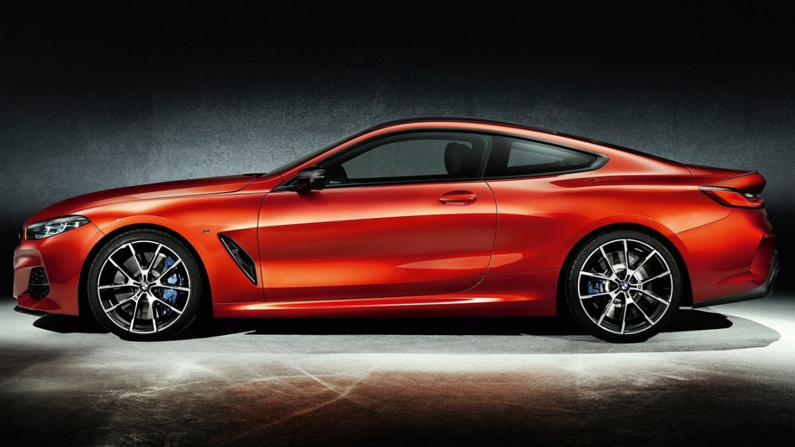 BMW 8 серии купе