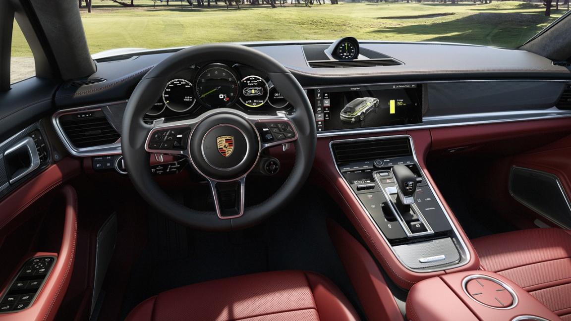 Porsche Panamera Sport Turismo